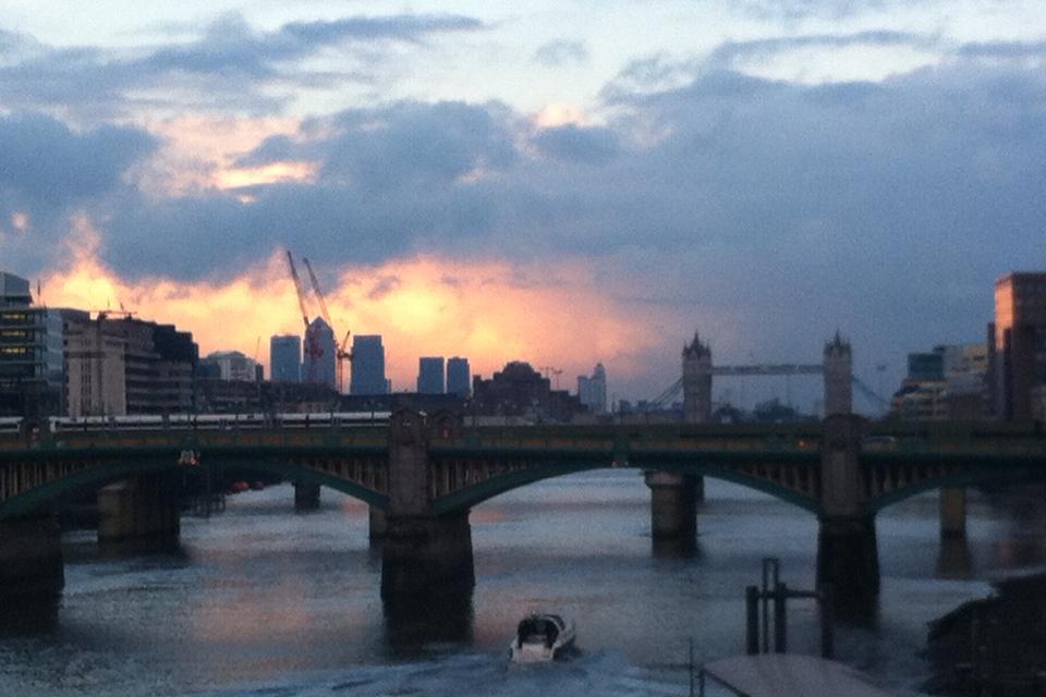 London, May 2013